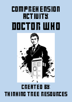 Doctor Who Comprehension Activity