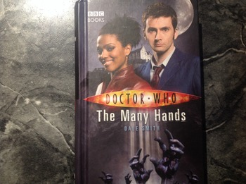 Doctor Who The many hands BBC books