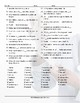 Doctor's, Illnesses, and Injuries Word Spiral Spanish Worksheet