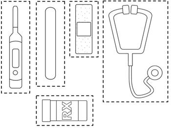 Doctor's Kit Craftivity