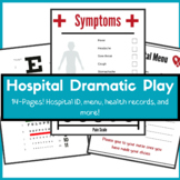 Doctor's Kit for Dramatic Play: Hospital Kit