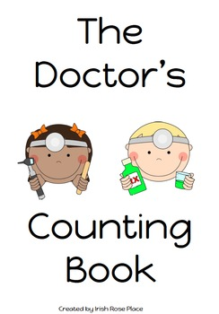 Doctor's Tools Counting Book (Adapted Book)