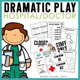 Doctor/Hospital Dramatic Play