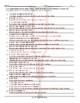 Doctors-Illness Injury Sentence Finishers Worksheet
