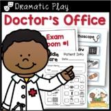 Doctor Hospital Dramatic Play
