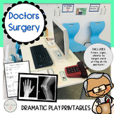 Doctors Surgery Dramatic Play / Pretend Play Printables