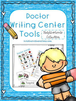 Doctors Writing Center Tools: Neighborhood Words