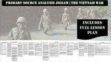 Primary Source Analysis | Jigsaw | The Vietnam War