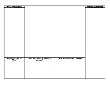 Document Analysis Template