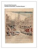 Document Based Assessment:  The Boston Massacre