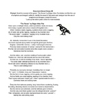 "Document-Based Essay 8 ""The Raven"" by Edgar Allen Poe"