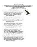 "Document-Based Essay 8 ""The Raven"" by Edgar Allen Poe"