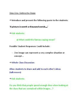 Document Based Inquiry in Social Studies