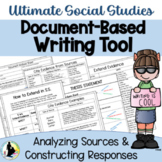 Document-Based Question Writing Sentence Starters (DBQ) So