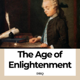 Document Based Question: The Age of Enlightenment - Common Core State Standards