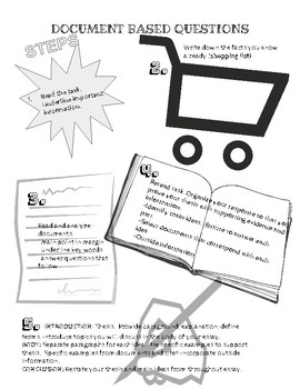 Document Based Question: steps for writing an essay