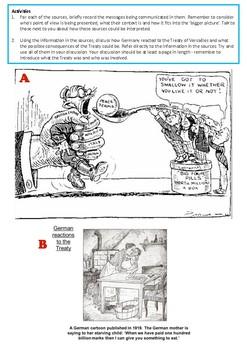 Document Study: Treaty of Versailles