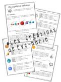 Document résumé - Le système solaire