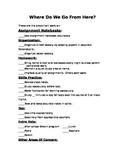 Document to Guide Parent Teacher Conferences