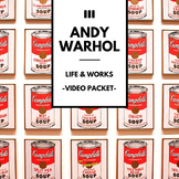 Modern Masters: Andy Warhol Documentary Viewing Guide