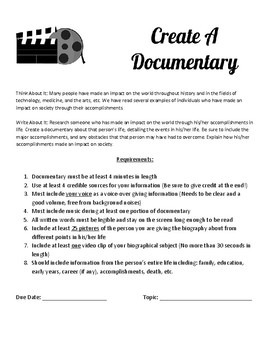 Documentary Directions