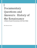 Documentary Guide:  History of the Renaissance