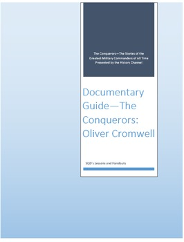 Documentary Guide--The Conquerors, Episode 9: Oliver Cromwell