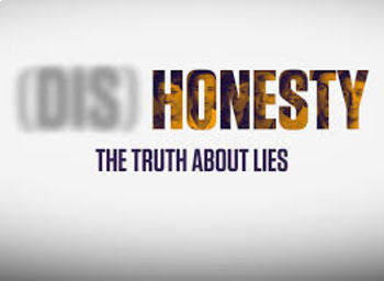 Documentary Guide- (dis) Honesty and Response questions