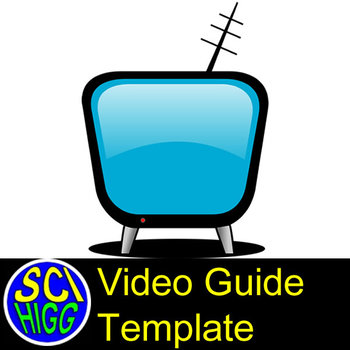 Documentary / Video Guide TEMPLATE