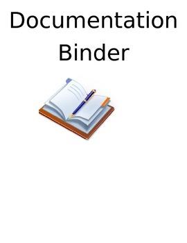 Documentation Cover Sheet