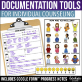 Documentation Tools for Individual School Counseling
