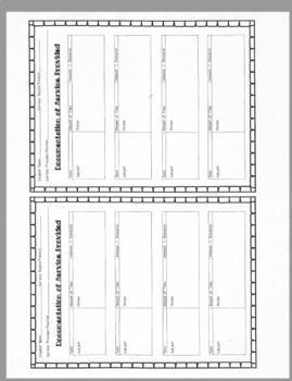 Documentation of Services Form for Special Education Teachers