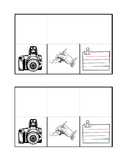 Documenting a Crime Scene foldable