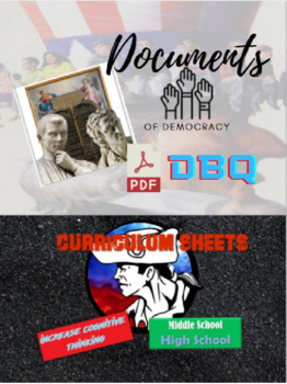 Documents of Democracy-DBQ Writing Activites