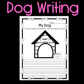 Dog Writing