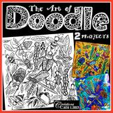 Doddle Art : Art Lesson Plan