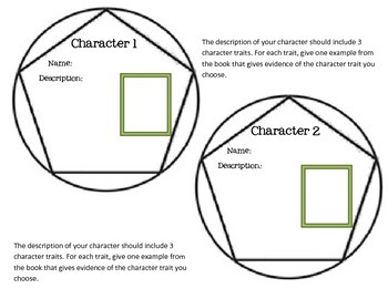 Dodecahedron 3D Book Report