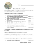 Dodecahedron Book Project Rubric