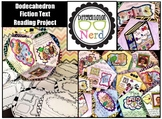 Dodecahedron Fiction Text Reading Project
