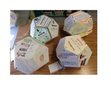 Dodecahedron Globe Math and Reading Project