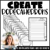 Dodecahedron Projects for Any Content Area