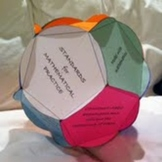 Dodecahedron with Standards of Math Practices