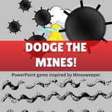 Dodge The Mines   Minesweeper Inspired PowerPoint Game