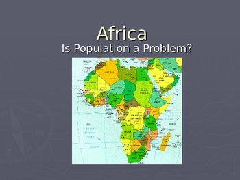 Does Africa Have a Population Problem?
