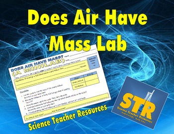 Does Air Have Mass Lab