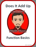 Does It Add Up: Function Basics