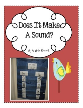 Does It Make A Sound? ~ A Mini Science Unit