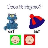 Does It Rhyme? (smartboard file)