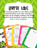 Force and Energy Labs