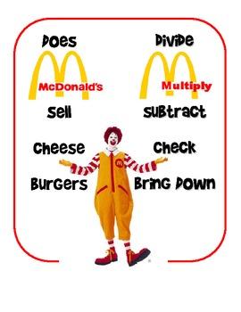 Does McDonalds Sell Cheeseburgers?